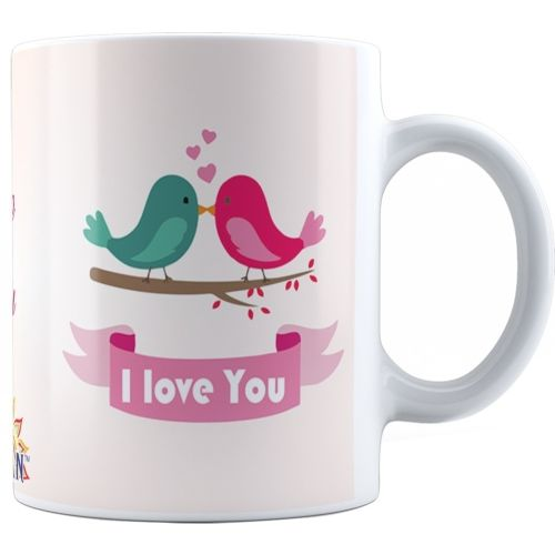 Buy Suvan I Love You Quotes Printed Cremic Coffee Gift For Couple Girlfriend Wife Suwmlv026 Ceramic Mug Online Looksgud In