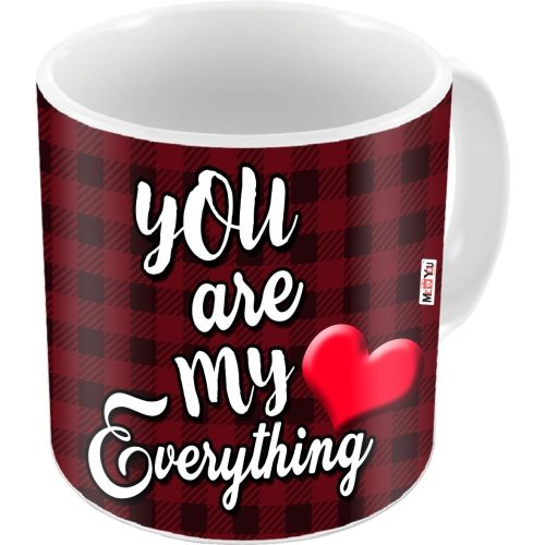 ME&YOU Romantic Gifts, Surprise Printed for Husband Wife Couple Lover Girlfriend Boyfriend Fiance Fianc On Valentine's Day, Birthday, Anniversary, Karwa Chauth