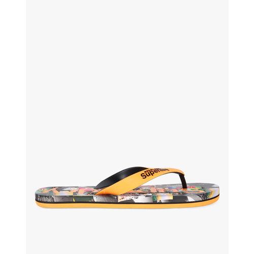 SUPERDRY Colourblock Thong-Strap Flip-Flops