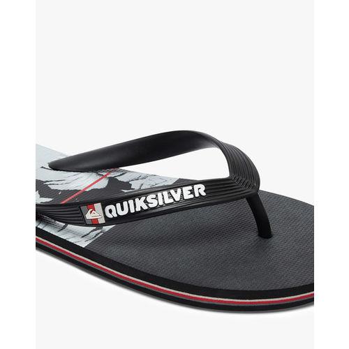 QUIKSILVER Colourblock Thong-Style Flip-Flops