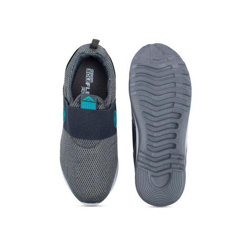 08ac64919 Buy ASIAN Men Grey Running Shoes online   Looksgud.in