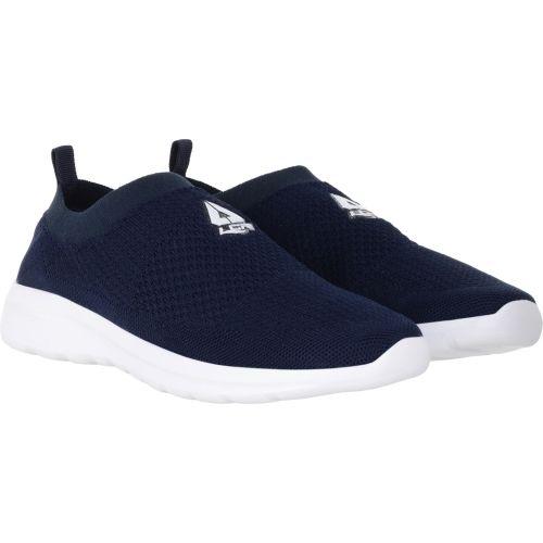Lancer Navy Blue Slip-on Running Shoes