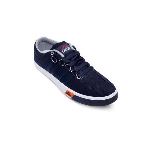 ASIAN Men Navy Blue Sneakers