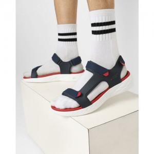 Skechers Men Navy Blue ON-THE-GO 600 - VENTURE Comfort Sandals