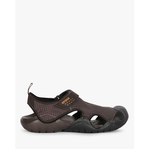 11a0110b0b Buy CROCS Swiftwater Sandals with Velcro Closure online
