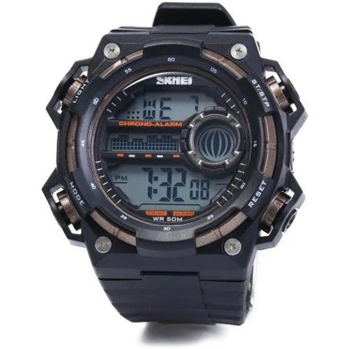 Skmei MS 1115 Pro Black Watch - For Men