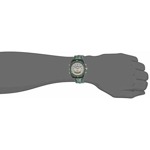 Timex Analog-Digital Beige Dial Men's Watch-TW00MF105