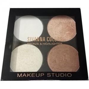 Sivanna Colors Makeup Studio Bronze & Highlighter 12g (03) Highlighter