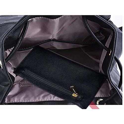 Ratfire Black Girl's Trendy, Stylish & Latest Design Backpack