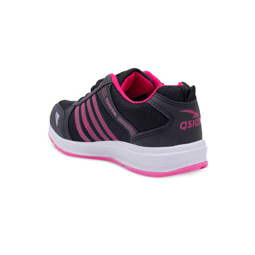 Asian Fashion-01 Black Pink Walking Shoes,Gym Shoes,Casual Shoes,Training Shoes,Sports Shoes, Running Shoes For Women(Black, Pink)