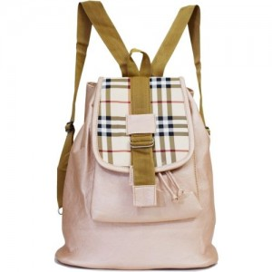 88a2b76fa152 VIVARS PU Leather Backpack School Bag Student Backpack Women Travel bag  Waterproof Backpack 6 L Backpack