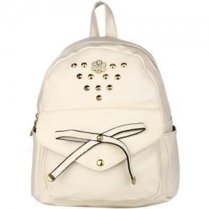 9f4f7121b6c3 Don Cavalli Women Pu Leather Backpack 5.0 L Backpack