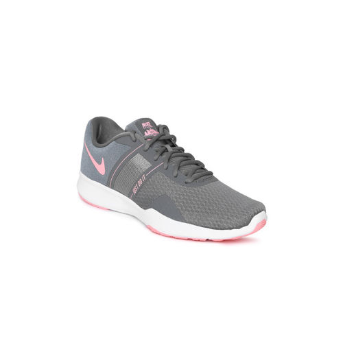Nike Women Grey \u0026 Pink CITY TRAINER 2
