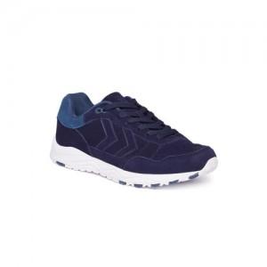 hummel Unisex Blue Running Shoes