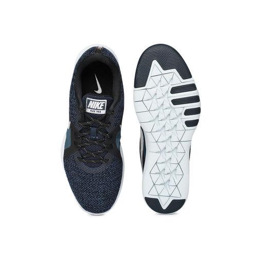 Nike Women Blue FLEX TRAINER 8 Training Shoes