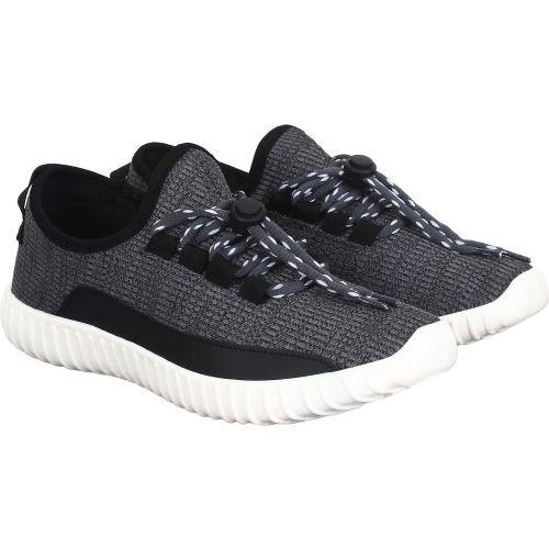 Aero Boost Grey Walking Shoes For Men
