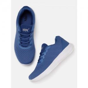 HRX by Hrithik Roshan Women Blue Soft Walk Running Shoes