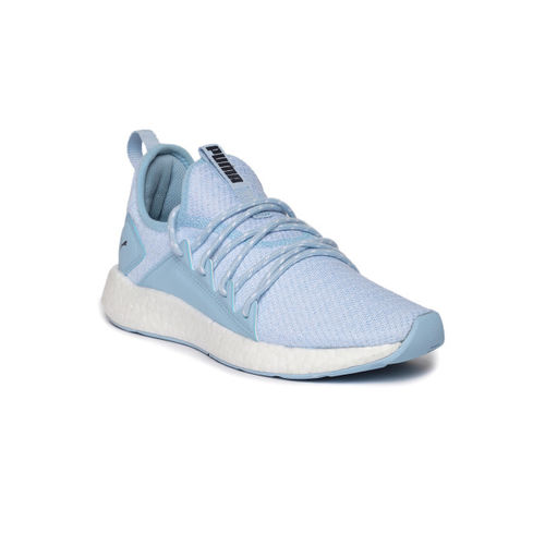 Buy Puma Women Blue NRGY Neko Knit Running Shoes online  80605c987