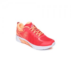 361 Degree Women Pink Training or Gym Shoes