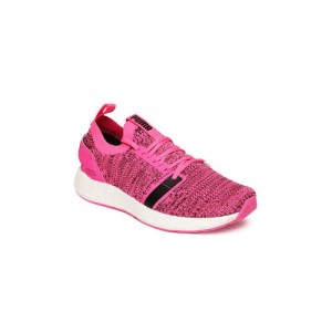 Puma Neko Engineer Knit Wns Running Shoes For Women(Pink) a3173213e7