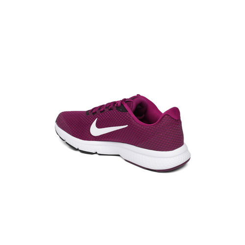 Nike Women Purple Run All Day Running Shoes