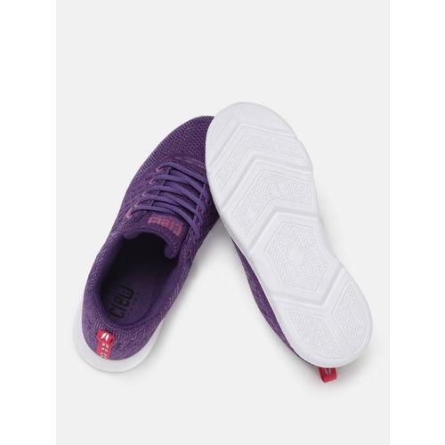 Crew STREET Women Purple Running Shoes