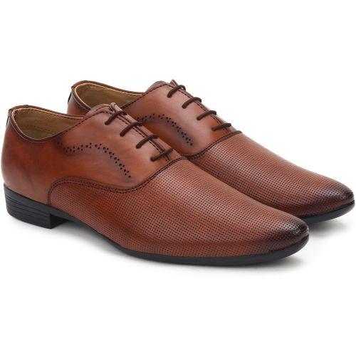 BUWCH Buwch Formal Black Shoe For Men Brogues For Men
