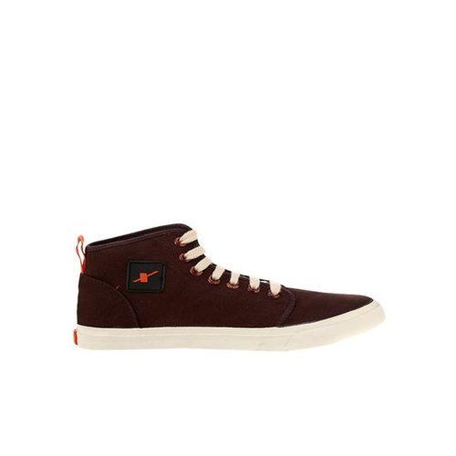 Sparx Dark Brown Sneakers