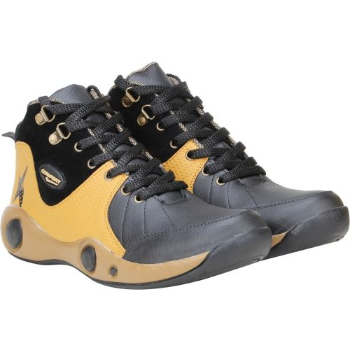 Kraasa KnockOut Boots For Men