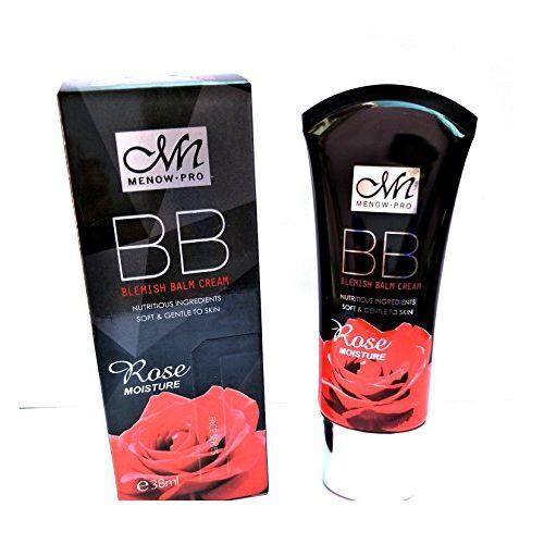 Me Now Moisturizing Liquid Foundation Whitening BB Cream (In Rose)