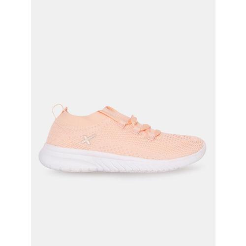 HRX by Hrithik Roshan Women Peach-Coloured Running Shoes