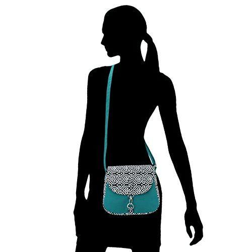 Vivinkaa Women's Sling Bag (Green)