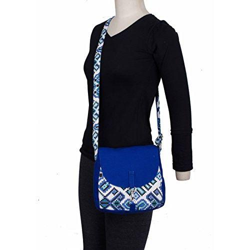 Vivinkaa Women's Sling Bag (Blue)