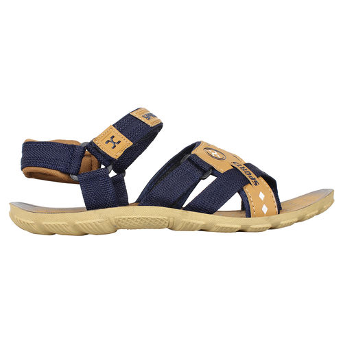 Armado Brown Synthetic Sandals