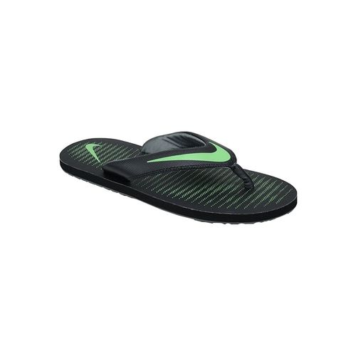Nike Thong Green and Black Thong Flip Flop