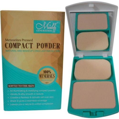 Menow Me Now Natural & Long Lasting Compact Powder Good Choice-SOR-PSGGH Compact
