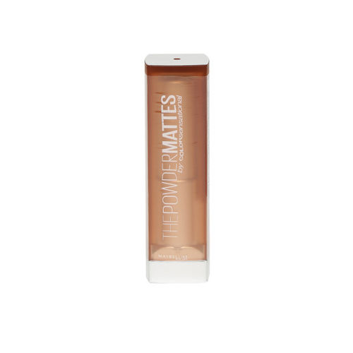 Maybelline New York Color Sensational Toasted Brown Powder Matte Lipstick