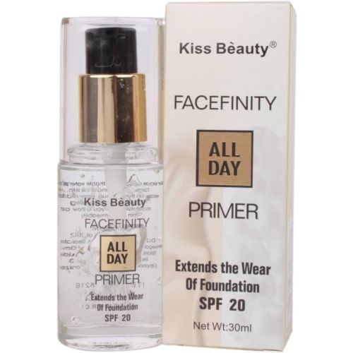 Kiss Beauty FACEFINITY All Day Primer - 30 ml