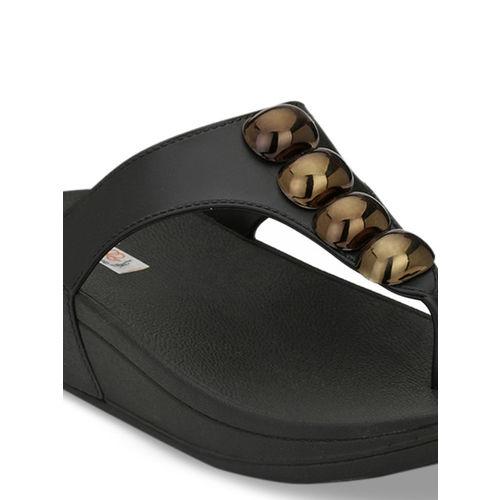 Zachho Women Black Solid Heels