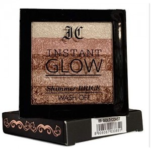Incolor Shimmer Brick, 09 Gold Coast, 9 g