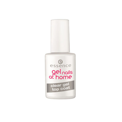 essence Gel Nails at Home Clear Gel Top Coat 7 ml