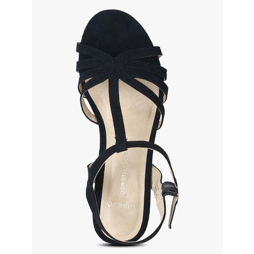 DOROTHY PERKINS Black Sandals