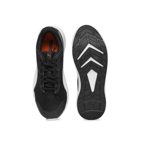 c52ba7ac4aa02f Buy Puma Unisex Black Escaper Mesh Jr Sneakers online