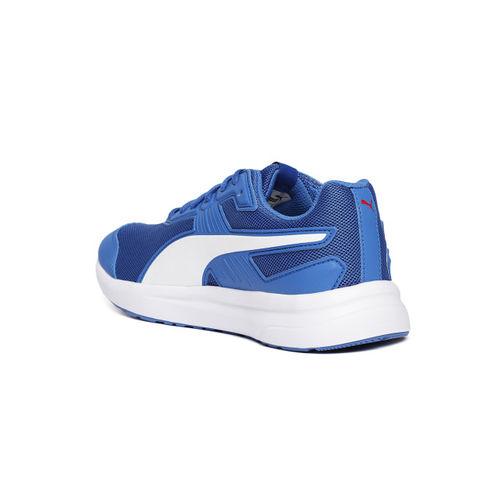 cf4e22d8024989 Buy Puma Unisex Blue Escaper Mesh Jr Sneakers online
