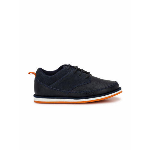 TUSKEY Boys Blue Sneakers