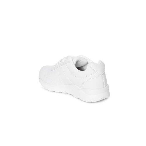 Kittens Unisex White Sneakers