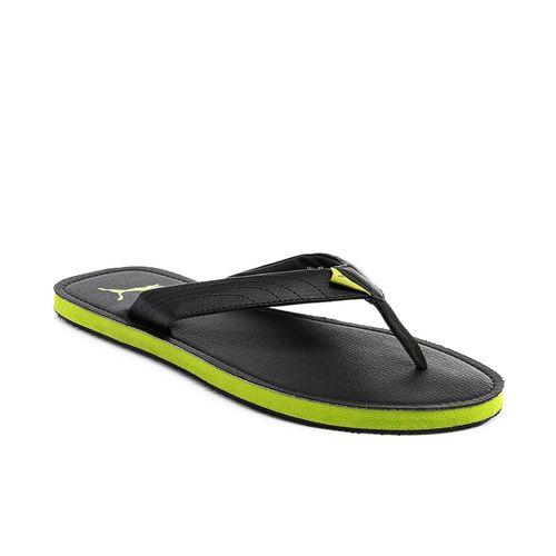 Buy PUMA Ketava green black slippers