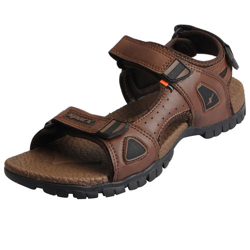 0c46c26d4 Buy Sparx Men s Tan Outdoor Athletic and Sports Sandals online ...