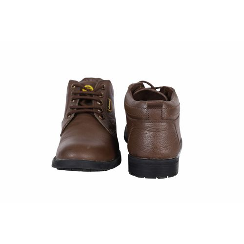 shoebook Brown Formal Boot