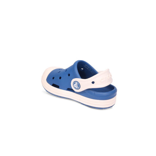 Crocs Boys Blue & Pink Colourblocked Clogs